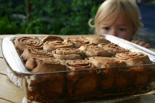 Cinnamon Rolls GNOWFGLINS Sourdough A to Z