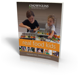 Real Food Kids eBook
