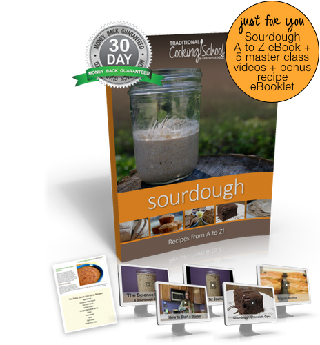 Sourdough eBook Package