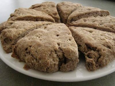 spelt-scones
