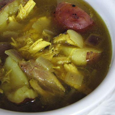 Pauper's Chicken Stew