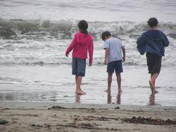 kids ocean