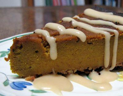 Allergy pumpkin pie recipe
