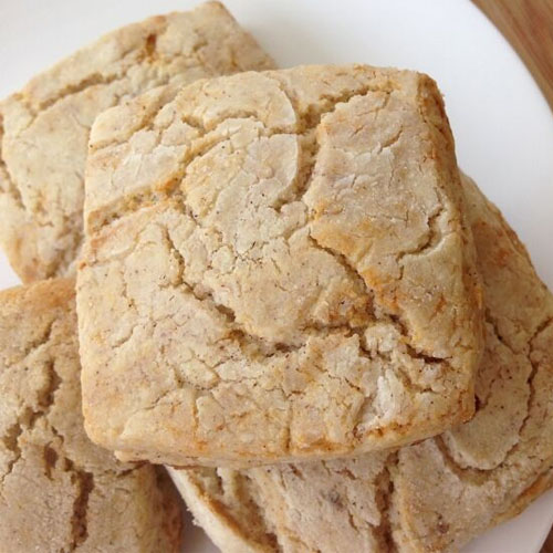 Cinnamon And Honey Biscuits Soaked And Gluten Free