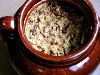 Kicked up with Chinese 5-Spice Blend, lacto-fermented apple chutney has been rocking our house. I can't keep enough of it on hand. They love to put a scoop of it in a bowl of kefir. If you've not heard of Chinese 5-Spice, you'll want to listen up, and then get or make some. | TraditionalCookingSchool.com