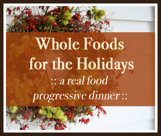 whole foods for the holidays