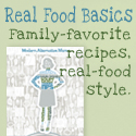 New to real food? Looking for familiar recipes made Real? This eBook shows you how to cook delicious and real foods in your own kitchen!