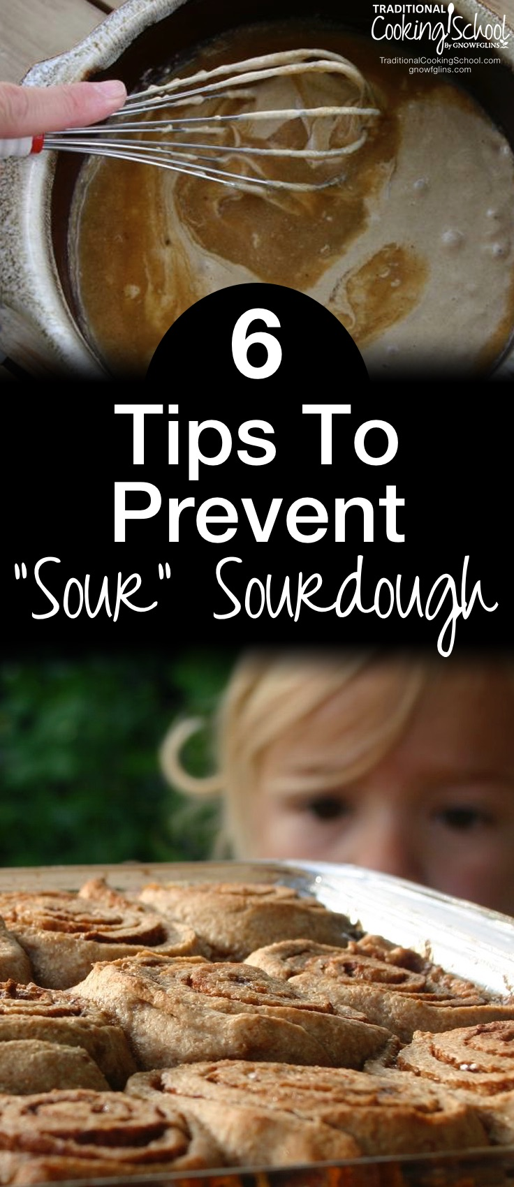 """6 Tips to Prevent """"Sour"""" Sourdough 