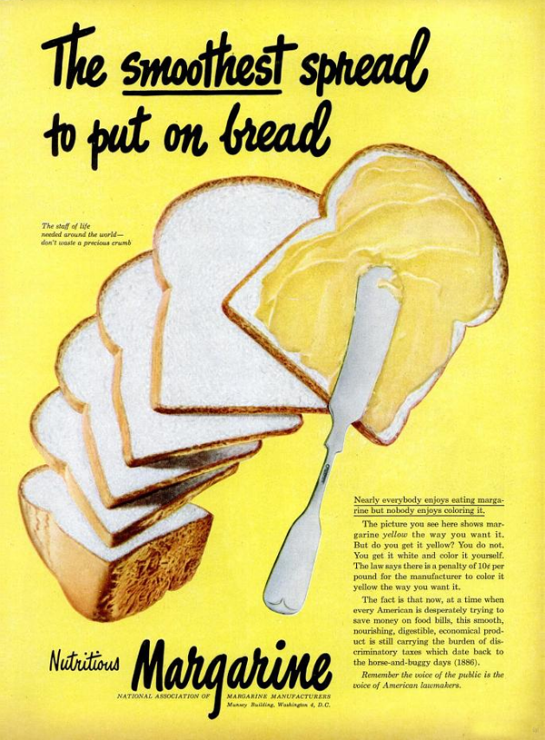 Some Things Don't Change: Vintage Food Ads