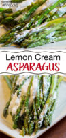 This is a simple recipe for delicious, tender, young asparagus. We love it! Plus we can use up abundant spring cream. :) As I'm sooooo out the door to homeschool testing, I'm going to leave my introduction at that. Take my word for it, you'll love this dish! TraditionalCookingSchool.com