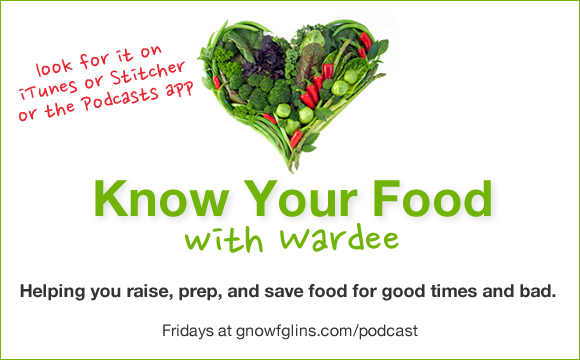 Know Your Food with Wardee podcast