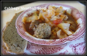 Cabbage-meatball-soup