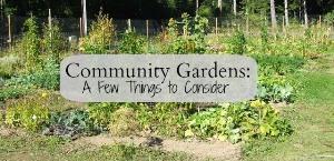 CommunityGardens