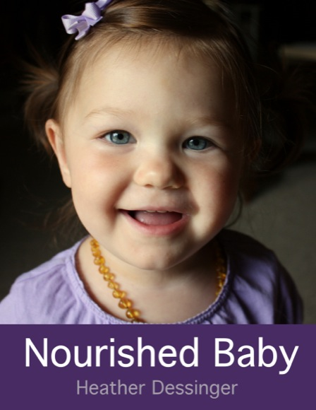 Nourished Baby by Heather Dessinger