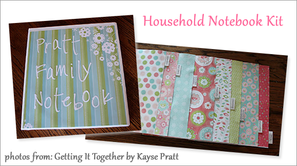 household-notebook-kit