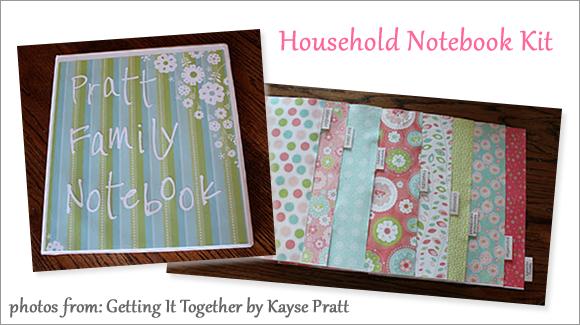 household-notebook-kit