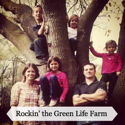 Rockin the Green Life Farm