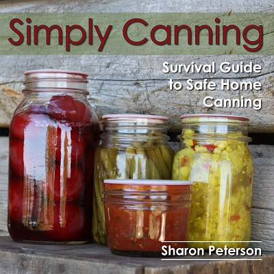 Simply Canning by Sharon Peterson