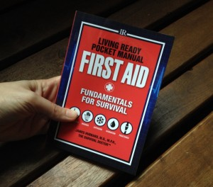 First Aid with The Survival Doctor | In this episode of Know Your Food with Wardee, you'll meet The Survival Doctor, James Hubbard, M.D. As a practicing family doctor for 30 years, he's one of the nation's top survival-medicine experts and the author of a brand new book, The Living Ready Pocket Manual to First Aid. This podcast is a part of his book launch blog tour, and I'm thrilled to be part of it. Plus... the tip of the week! | KnowYourFoodPodcast.com/58