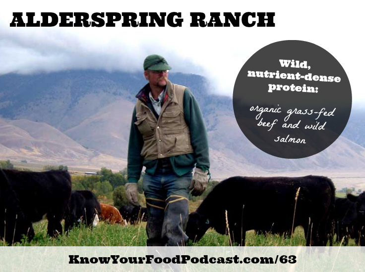 """KYF #063: Wild Nutrient-Dense Protein with Alderspring Ranch 