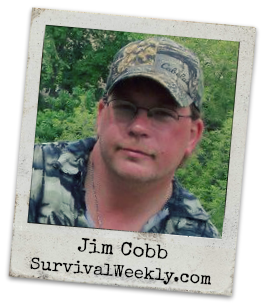 "Long-Term Survival with Jim Cobb | Beyond the first 72 hours of a crisis or disaster, what will you do? The new book ""Prepper's Long Term Survival Guide"" teaches you how to survive when nothing returns to normal for weeks, months, or even years. Today on the podcast, Jim Cobb from Survival Weekly joins me to talk about his new book and much more! Plus... the tip of the week! 