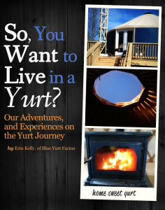 KYF #069: Blue Yurt Farms | Living in a blue yurt on 22 acres in the heart of the Blue Ridge Mountains, they share their homestead with sheep, geese, chickens, pigs and dogs Loki and Eva. Who are they? Mike and Erin from Blue Yurt Farms. And today, you get to meet Erin. She talks about their yurt living experience and advice, as well as homesteading lessons and all about fermented chicken feed. Plus... the tip of the week! | KnowYourFoodPodcast.com/69