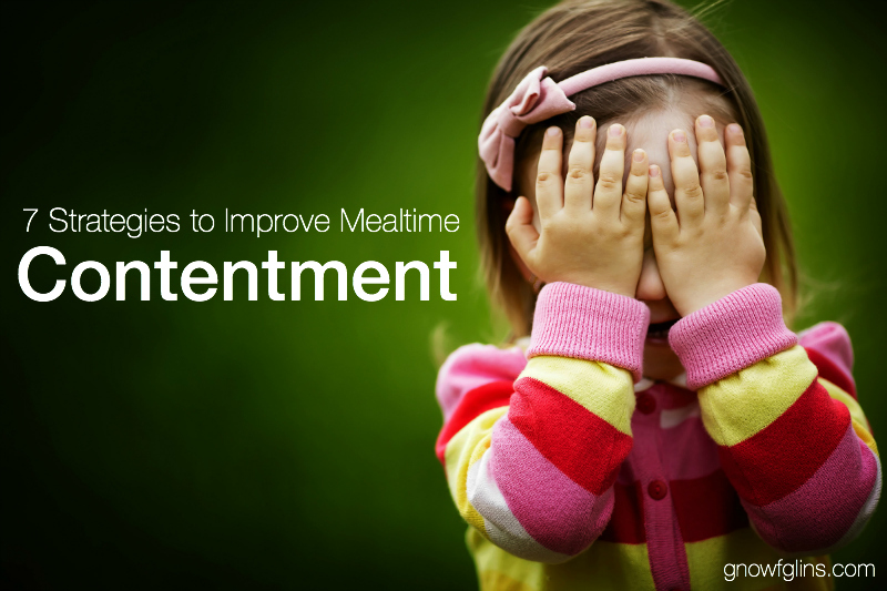 7 Strategies to Improve Mealtime Contentment | This happened in a bad kinda way at our place. Our kids -- who have never been subject to frozen fish sticks or to a gelatinous mass of Wonder Bread -- had become food critics. I'm watching some major improvements take place; were having a real turn around. From one parent to another, I realized that I need to share my theories with you as to how it is getting better, just in case you have experienced this, too. | TraditionalCookingSchool.com