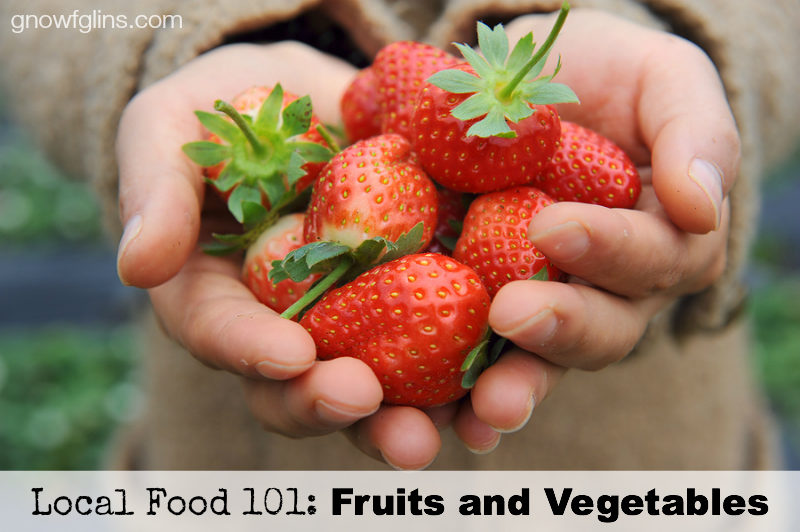 Local Food 101: Fruits and Vegetables | How can you know if a particular food source is a wise and healthy choice? You start by talking to the farmer who produces it, asking questions that pertain to the type of food you're buying. In this post, we'll discuss fruits and veggies. Use these questions when approaching your local farmer or source. | TraditionalCookingSchool.com