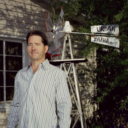 """More Urban Farming with Greg Peterson (plus free webinar) 