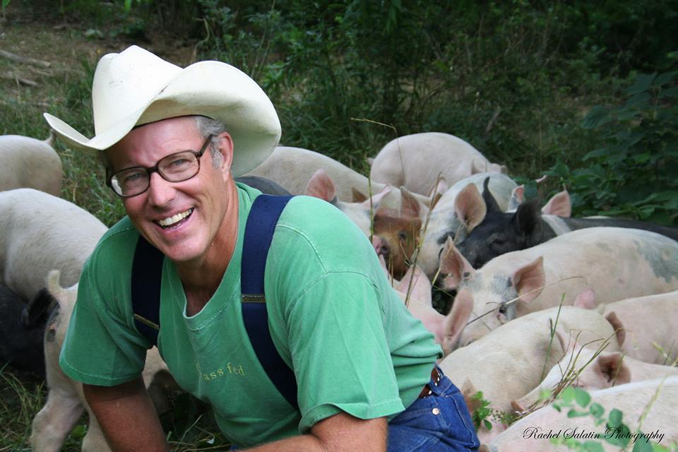 "KYF #077: Joel Salatin and Polyface Farms, Part 1 | Do we play the victim card or take responsibility for our choices? It's one or the other. I'm thrilled to share this conversation about food, farming, and getting back in the kitchen -- with Joel Salatin, self-proclaimed ""Christian, libertarian, environmentalist, capitalist, lunatic Farmer"". Plus... the tip of the week! 