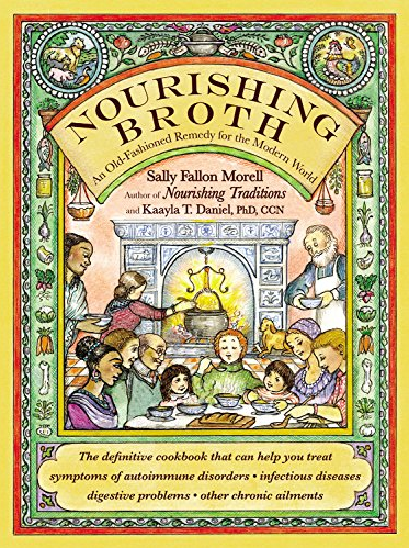 Arguably the most nourishing food in the world: broth. It's old-fashioned, yes, but still one of the best remedies for what ails us today, including bouncing back from illness and disease, healing pain and inflammation, and retaining youthful skin and bones. Join me and the Naughty Nutritionist, Dr. Kaayla Daniel, as we explore this age-old remedy that stands tall among all superfoods. | KnowYourFoodPodcast.com/88