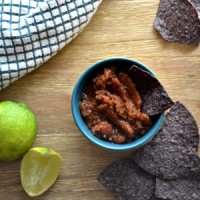 Fermented Tex-Mex Salsa | Having lived in Texas all my life, I think it's safe to say that I know a thing or two about really good Tex-Mex salsa. I've spent the last two decades perfecting my salsa recipe, and several years ago, I began lacto-fermenting it. It's my most-requested recipe! | TraditionalCookingSchool.com