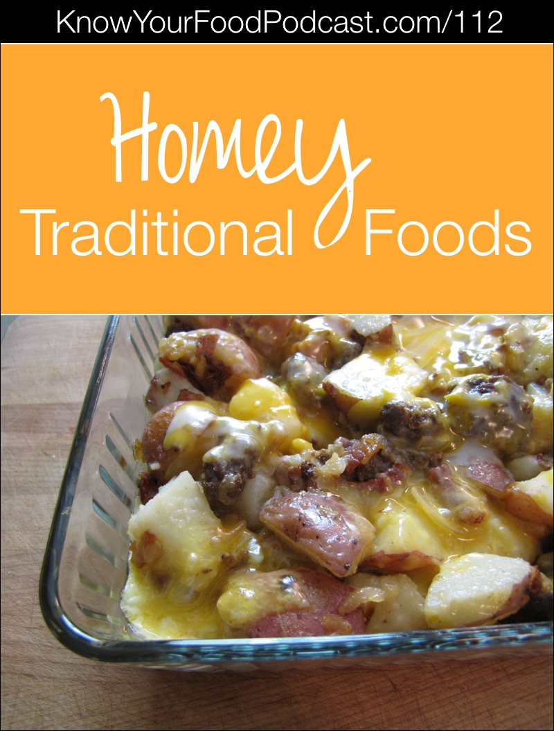 """""""Homey"""" Traditional Foods 