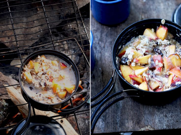 "16 Recipes and Tips for Real Food Camping | Fond memories aside, just because we are ""roughing it"" on a camp site doesn't mean we have to compromise on providing delicious, nutritious, whole food meals. To prepare for this year's camping season I scoured the internet and our own archives for creative, healthy, delicious, and easily-prepared camping meals. You can also put all of them on your camp-out menu and won't need to pack a single sheet of tinfoil! 