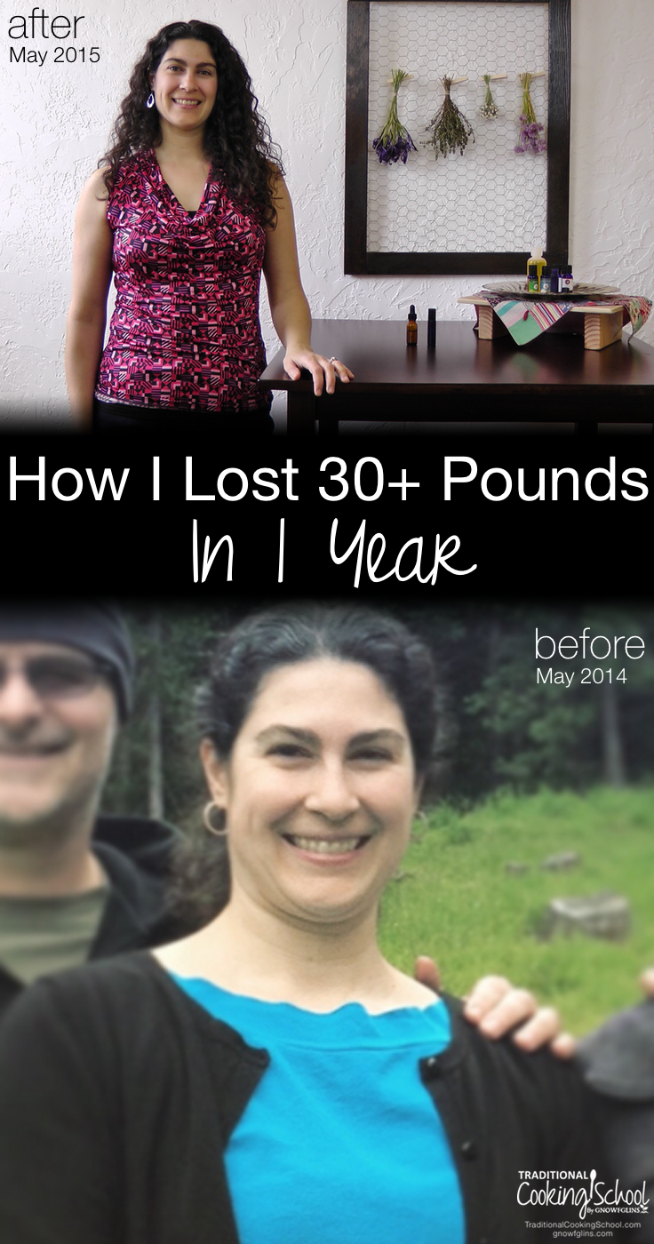 """How I Lost More Than 30 Pounds In 1 Year 