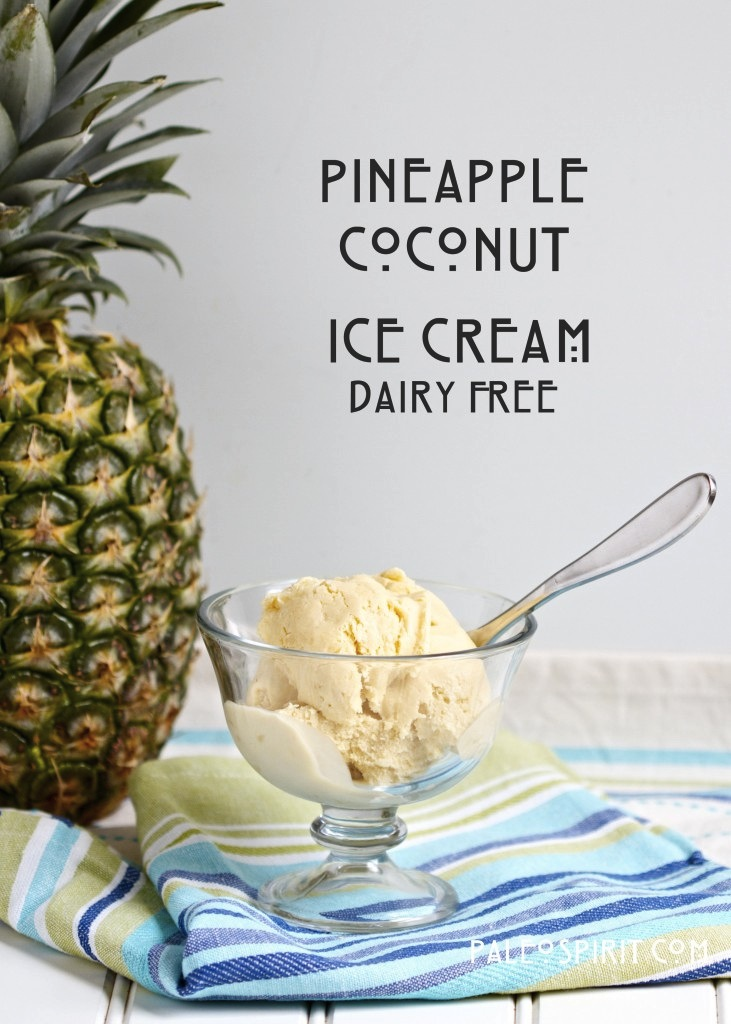 21 Deliciously Dairy-Free Ice Cream Recipes | Cutting out dairy used to mean skipping the ice cream or purchasing expensive alternatives, but no more! These dairy-free ice cream recipes are easy to make at home, some with as little as two ingredients. Also included: traditional churned ice cream, ice cream sandwiches, and ice cream cakes! | TraditionalCookingSchool.com