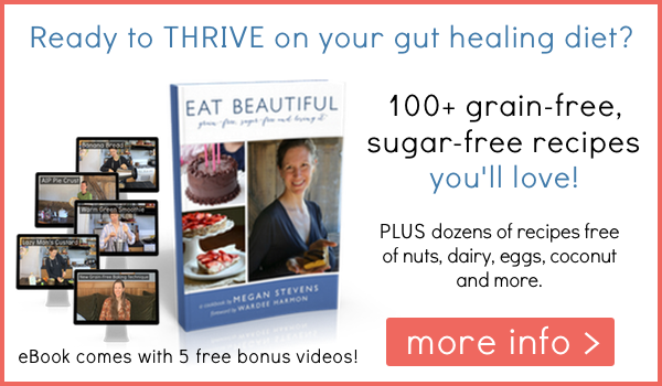 Ready To Thrive On Your Gut-Healing Diet? | Eat Beautiful by Megan Stevens