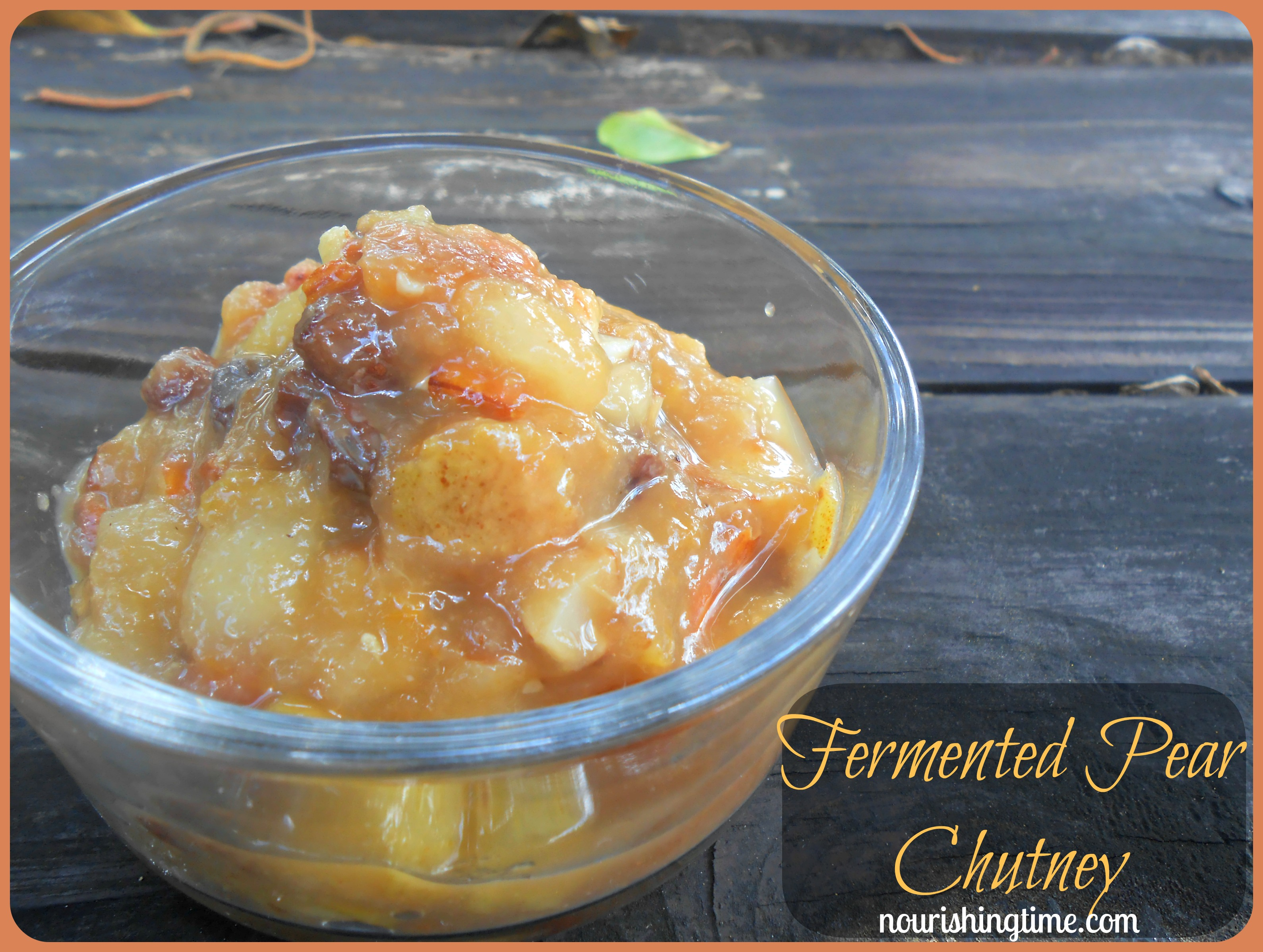 25 Fermented Fruit & Chutney Recipes | A chutney is the perfect way to get started with fermenting because it's easy to make and delicious. To help you dive in -- and use up the fruits you're likely bringing in by the boxload or bucketful -- we pulled together this collection of lacto-fermented fruit and chutney recipes. Enjoy! | TraditionalCookingSchool.com