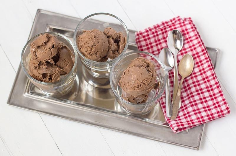 Grass Fed Kitchen Traditional Cooking School GNOWFGLINS Dark Chocolate Gelato