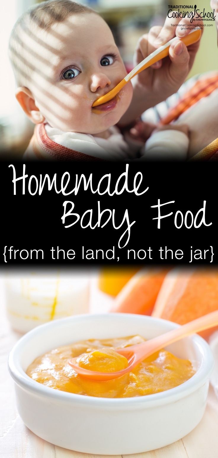 Make homemade baby food from the land homemade baby food from the land not the jar the gift i forumfinder Gallery