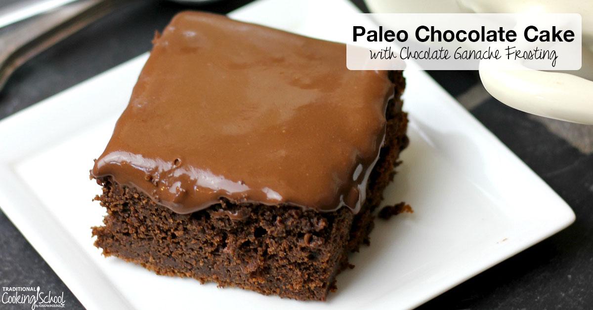 Joy Of Baking Simple Chocolate Cake