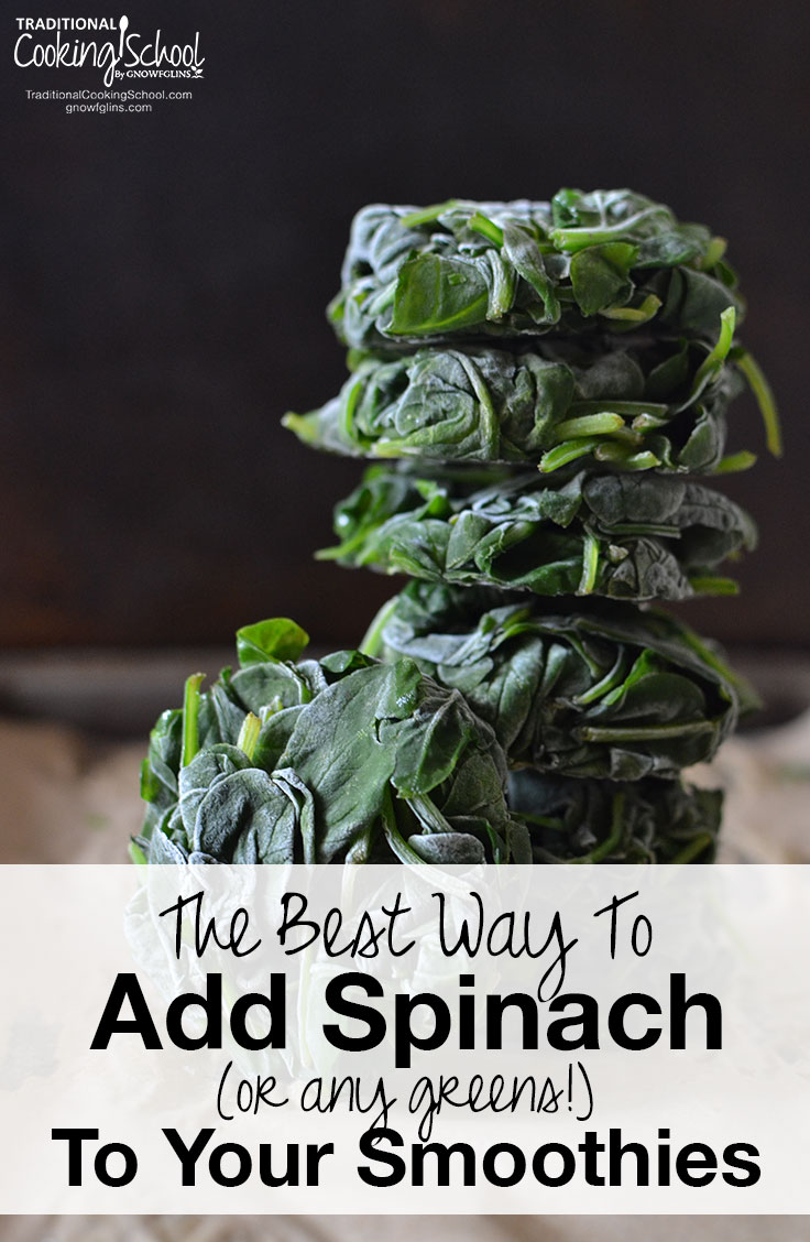 How To Use Spinach In Smoothies Maximum Nutrition Low