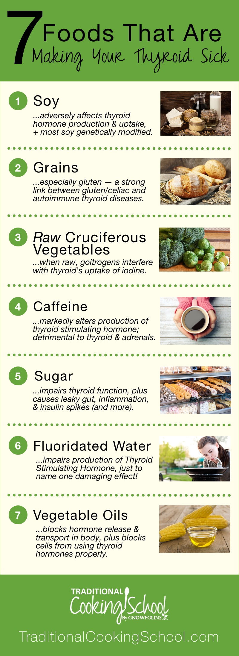Natural Foods To Help Thyroid Function