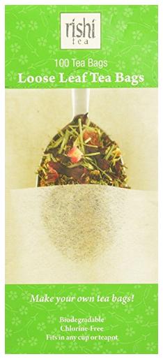 Image of loose leaf tea bags.