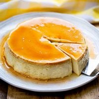 The one thing most flan recipes have in common? Processed, condensed milk and lots of sugar. With just a few wholesome ingredients and the helping hand of my beloved Instant Pot, this Maple Flan is a breeze to make. Best of all, it's not cloyingly sweet and has the perfect creamy texture!