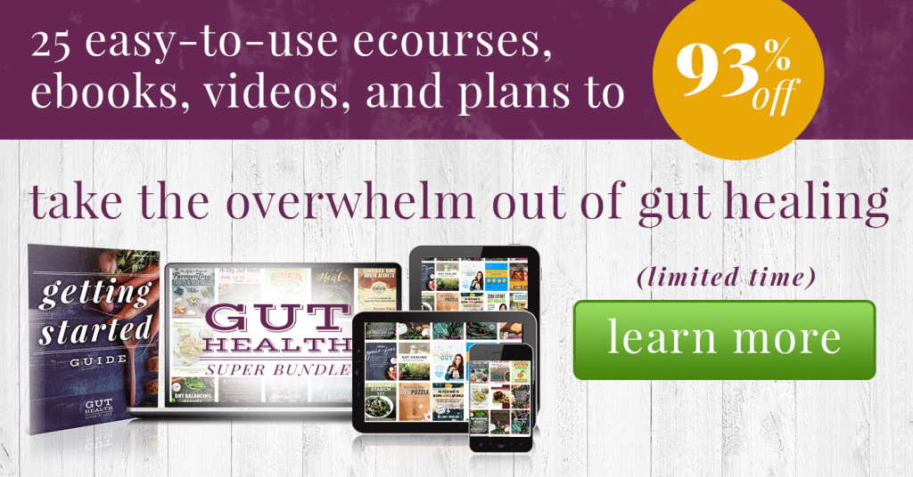 Until my late 30s, I suffered from life-long, debilitating seasonal allergies. Then I started the GAPS Diet... and now I've been allergy-free for 5 years! Gut-healing diets can be so overwhelming (believe me!). Watch, listen, or read to learn about gut-healing diets made simple! | AskWardee.tv