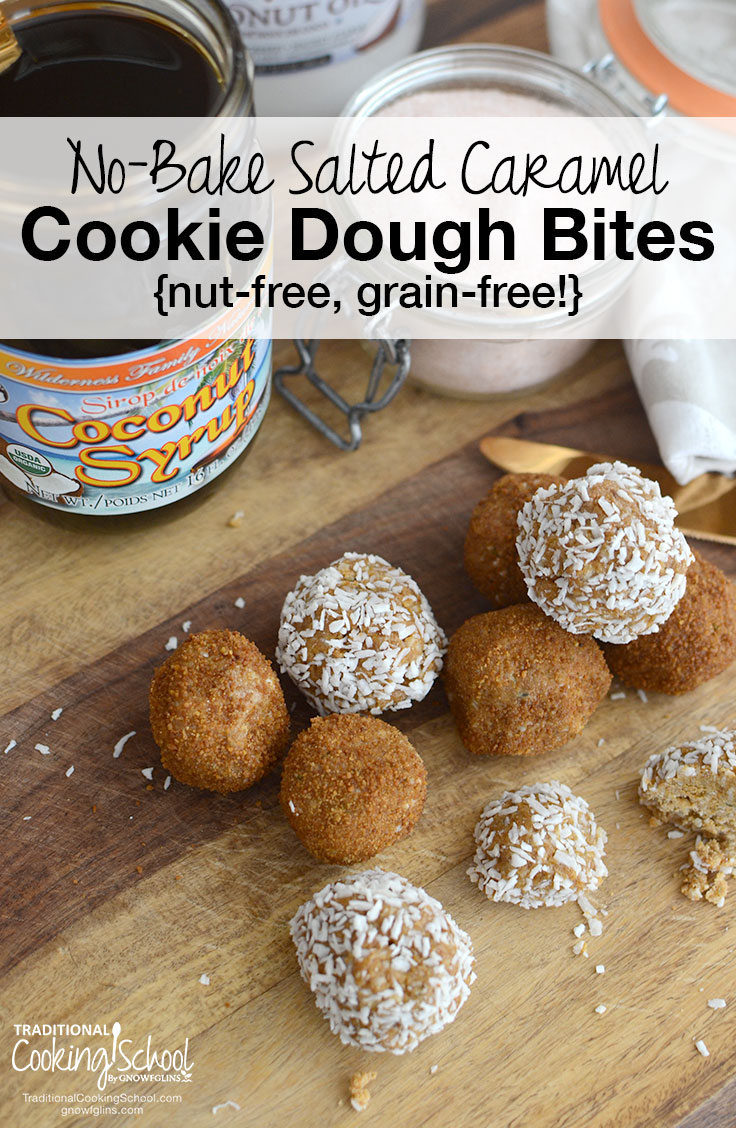These little cuties are grain-free, gluten-free, and nut-free. With fiber-rich coconut flour, heart-healthy hemp hearts, and the nourishing fat in cold-pressed coconut oil, there's nothing to worry about here -- except running out.