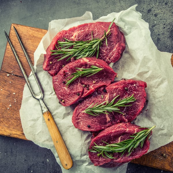The Difference Between Grain-Fed & Grass-Fed Meat {3 Reasons Grass-Fed Is Healthier!} #AskWardee 073