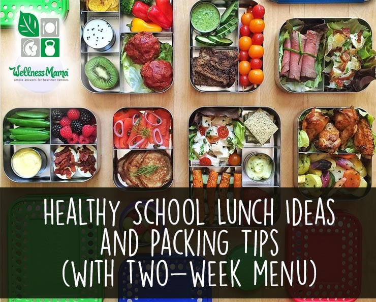 31 Luncbox Recipes & Tips For Packing A Nourishing Lunch | Simplify your lunchbox routine while developing an arsenal of healthy food choices your family will actually eat and enjoy! Here are 31 lunchbox recipes and tips for packing a nourishing lunch for school or work! | TraditionalCookingSchool.com