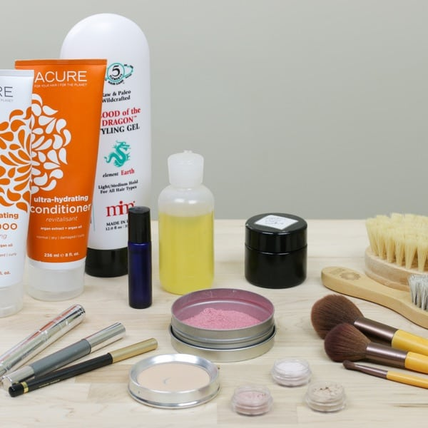 Natural & Non-Toxic Makeup, Hair & Personal Care Options #AskWardee 088